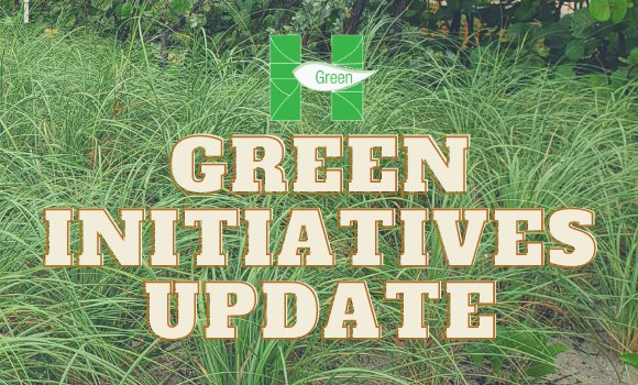 sea oats with green initiatives update