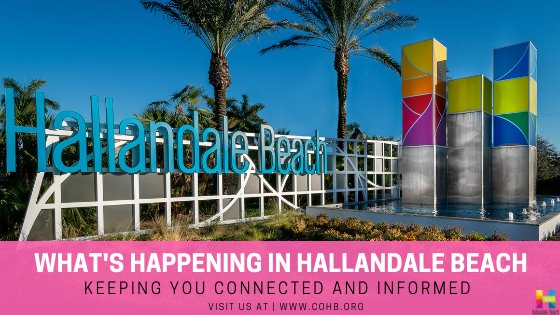 What's Happening in Hallandale Beach