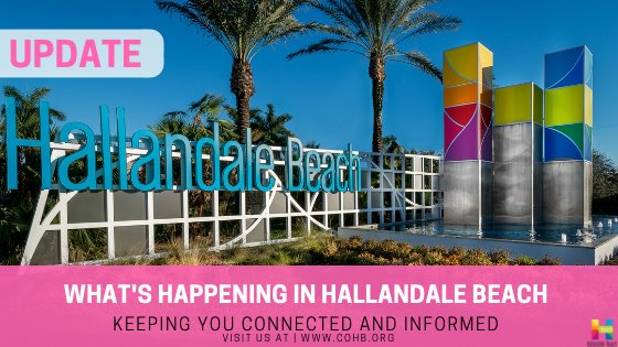 What's Happening in Hallandale Beach