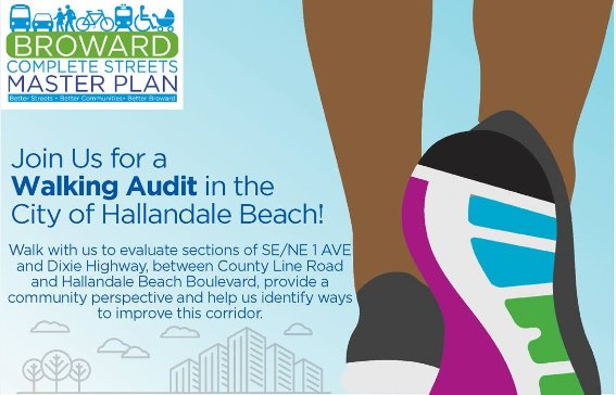 City of Hallandale Beach Walking Audit