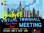 Virtual Budget Town Hall Meeting