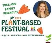 plant based festival