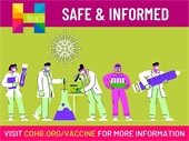 Vaccine Info at www.CoHB.org/Vaccine