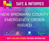 New Broward County Emergency Order
