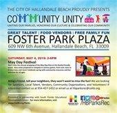 Community Unity May Day Festival