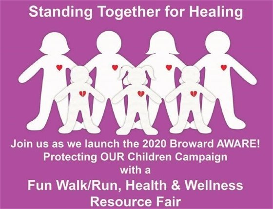 standing together for healing