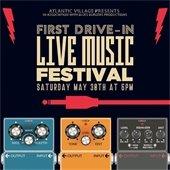 Drive In Live Music Festival