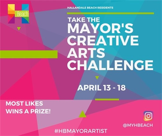 Mayor's Creative Arts Challenge