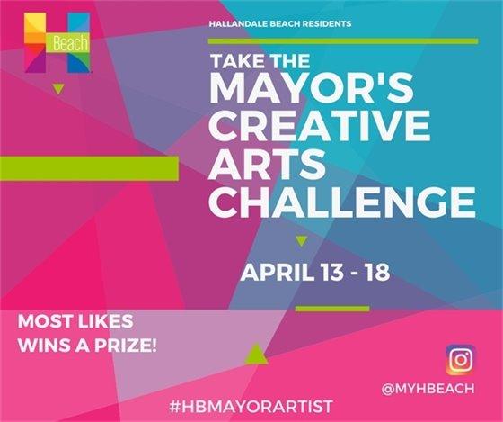 Mayor's Creative Arts Challenge