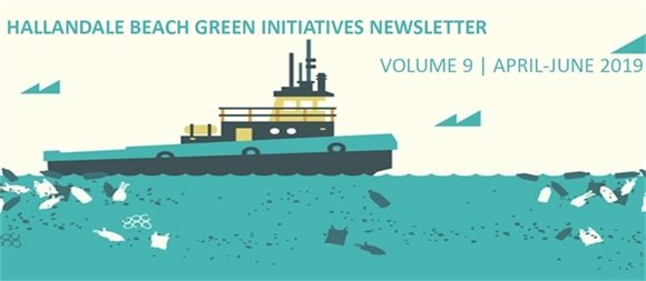 Green Initiatives Newsletter - Volume 9