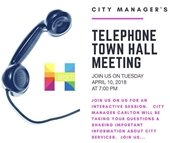Telephone TownHall Meeting