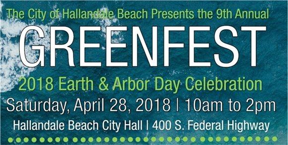 April 28, 2018 10am-2pm at City Hall