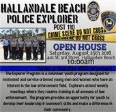 HB Police Explorer Program