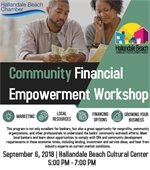 community financial empowerment workshop
