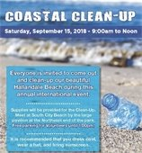 coastal clean up