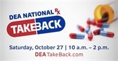 DEA National Rx Drug Takeback