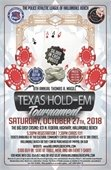PAL Texas Hold-Em Poker Tournament