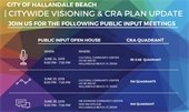 HB Citywide Visioning & CRA Plan Update