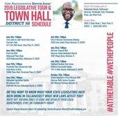 Shevrin Jones 2019 Legislative Tour & Town Hall District 101