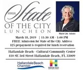 Annual State of the City Luncheon