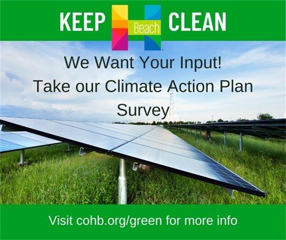 Climate Action Plan Survey