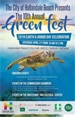 10th Annual Hallandale Beach Green Fest