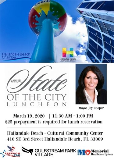 annual state if the city flyer
