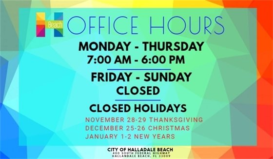 HB  Office Hours