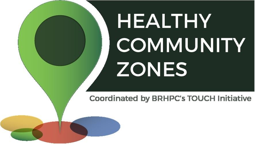 Healthy Community Zones Icon
