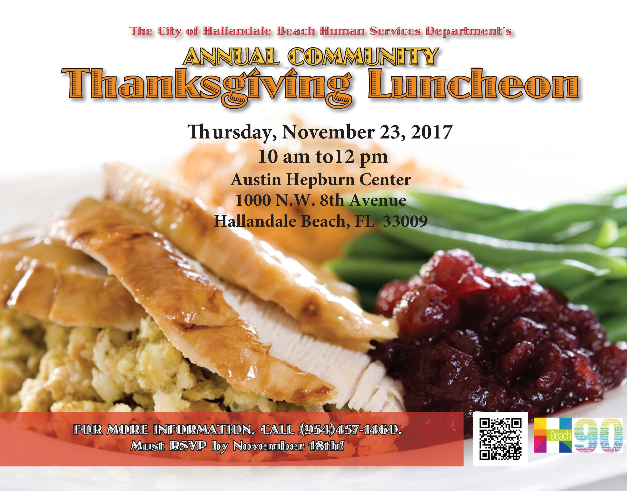 Annual Community Thanksgiving Luncheon (2)