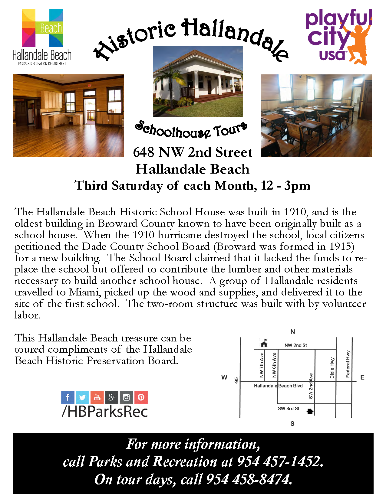 School House Tours