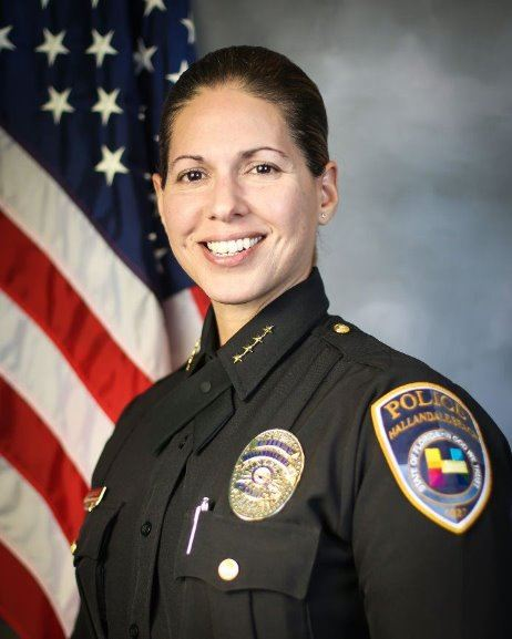 Chief Sonia Quinones