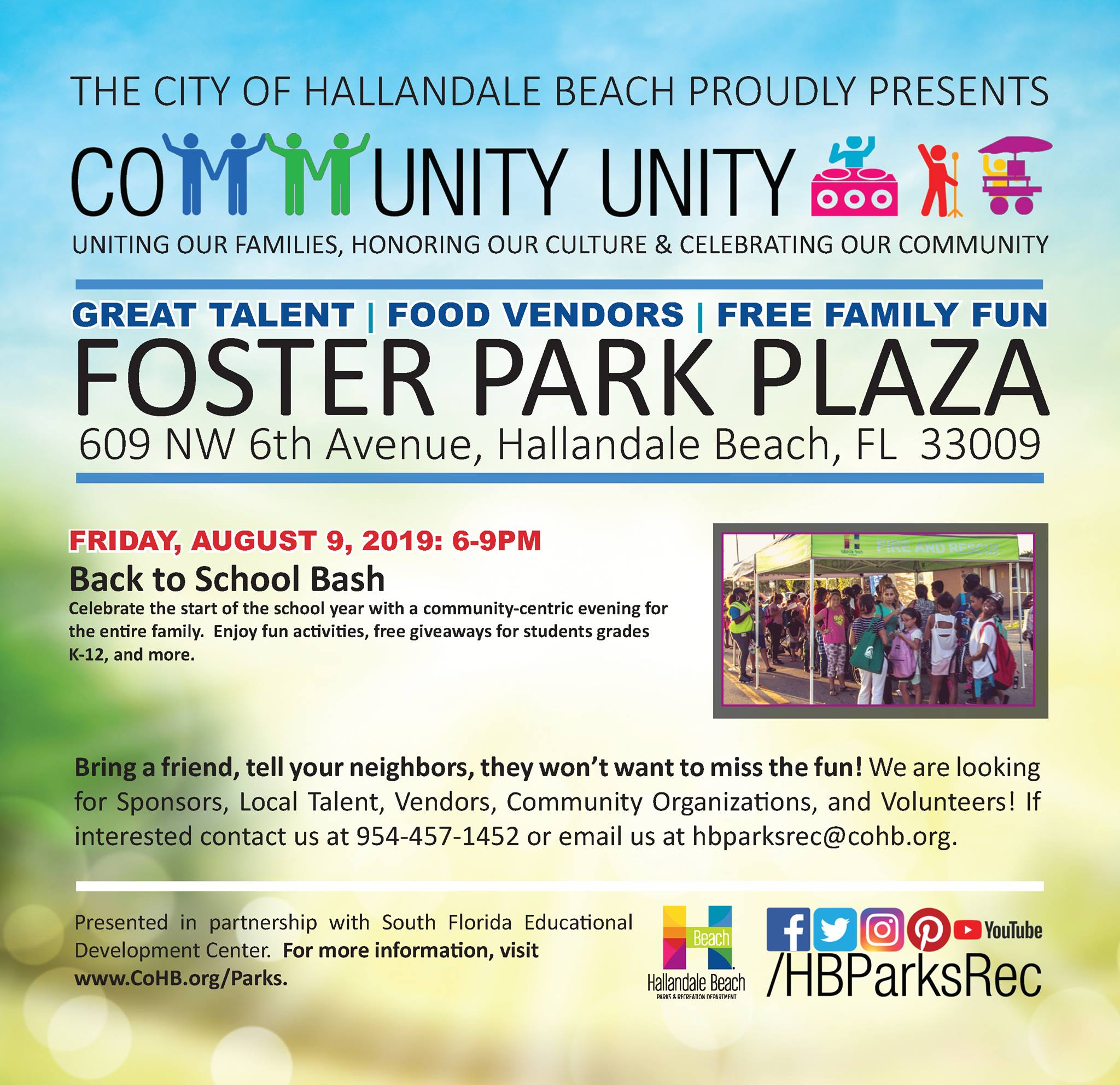 Hallandale Beach, FL - Official Website