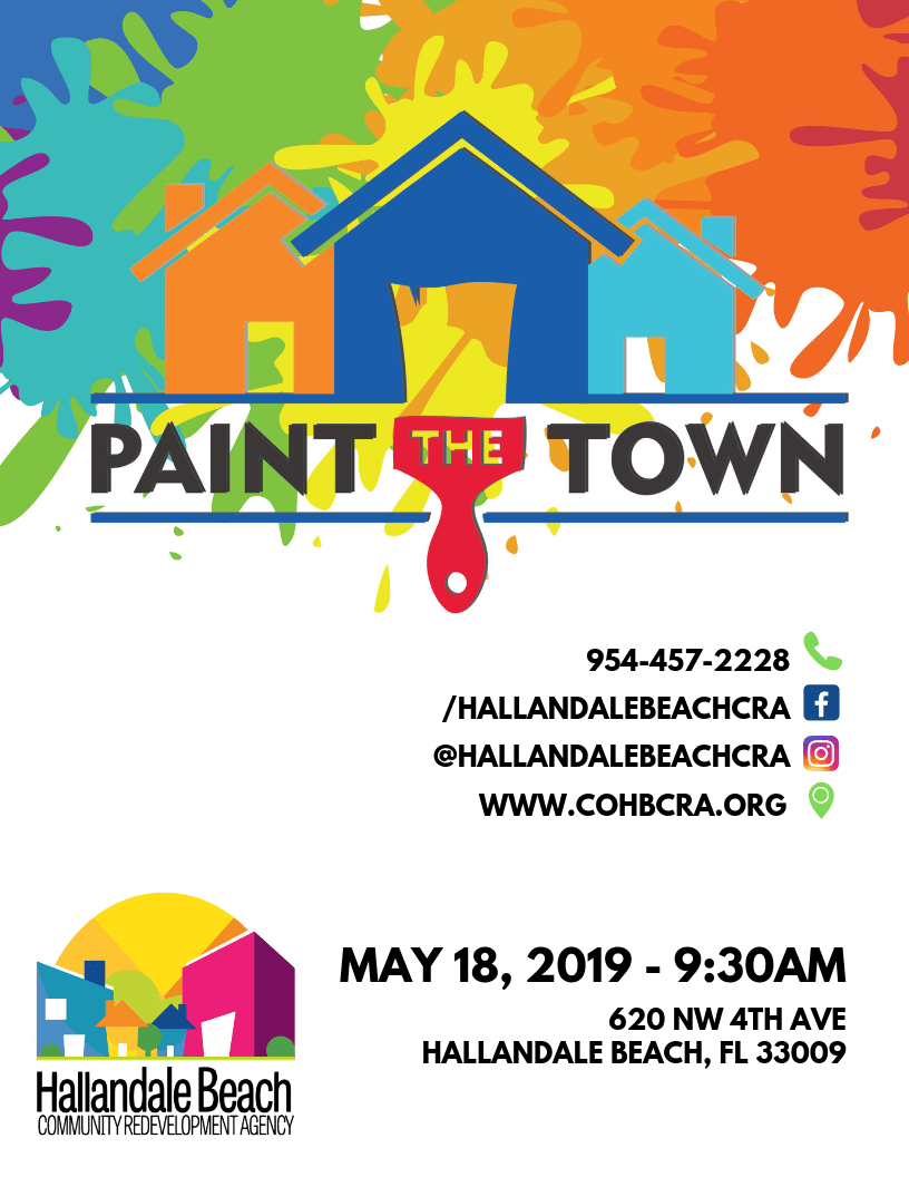 paintthetownflyer
