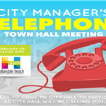 CM Telephone Town Hall FB