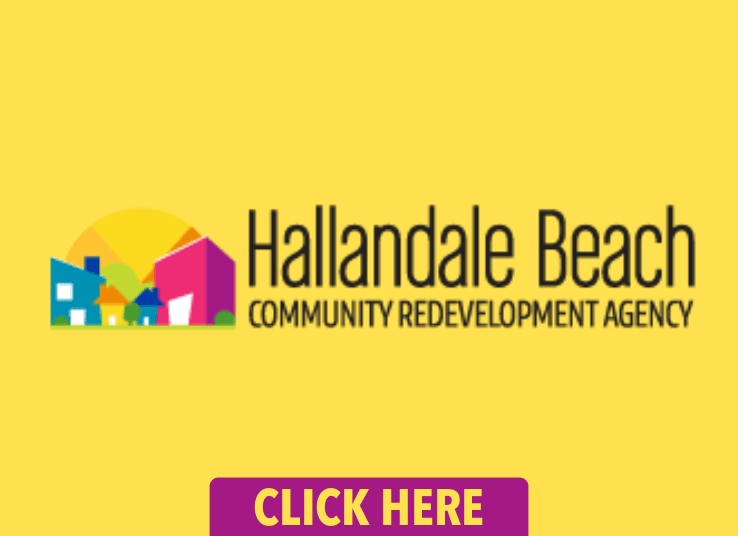 CLICK HERE TO VISIT THE HALLANDALE BEACH CRA
