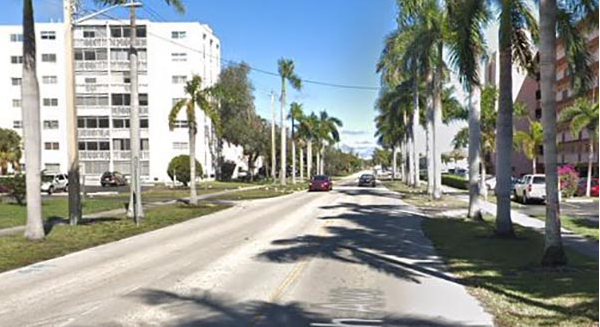 Image of 14th Avenue Mobility Improvements Project,- Street View.