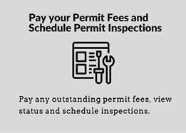 Building Permit Online Payments