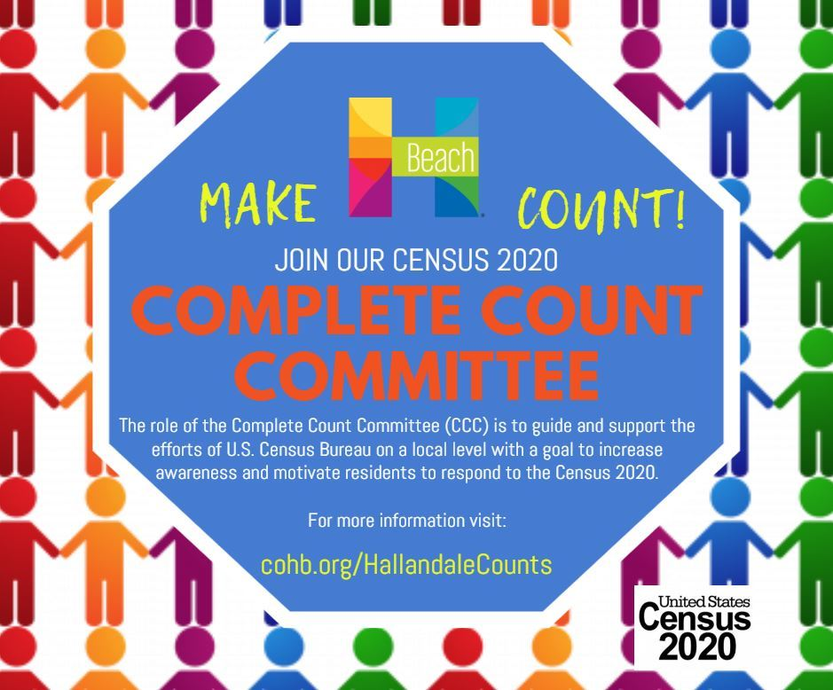 Census 2020 Complete Count Committee