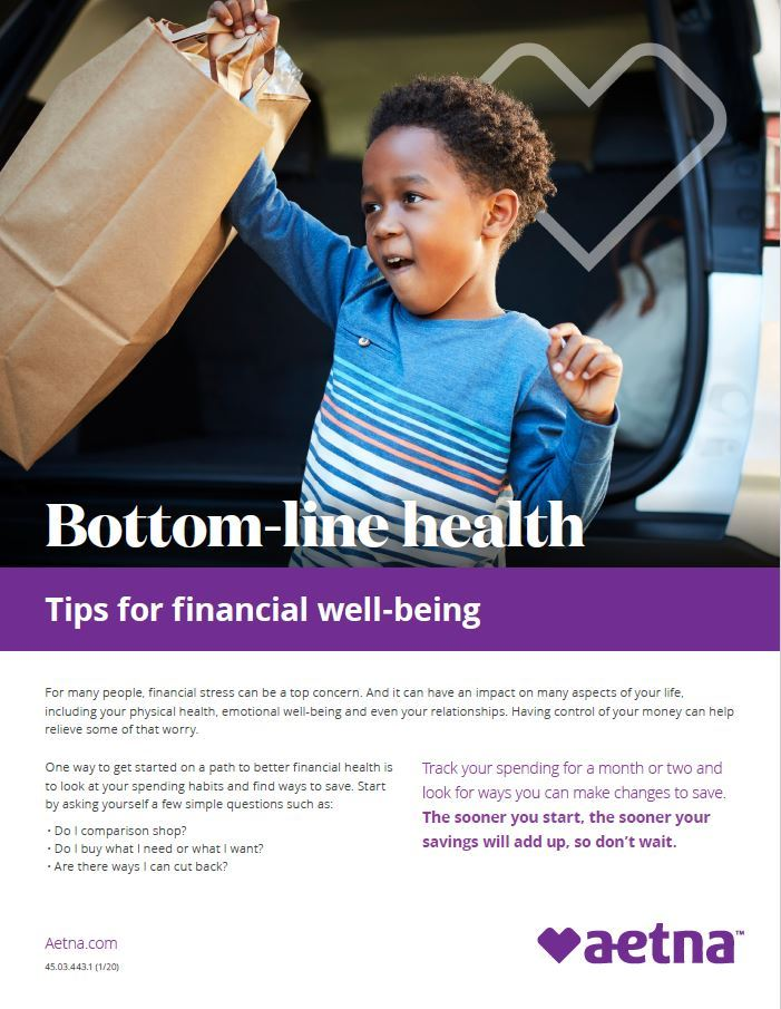 Tips for financial Well-being