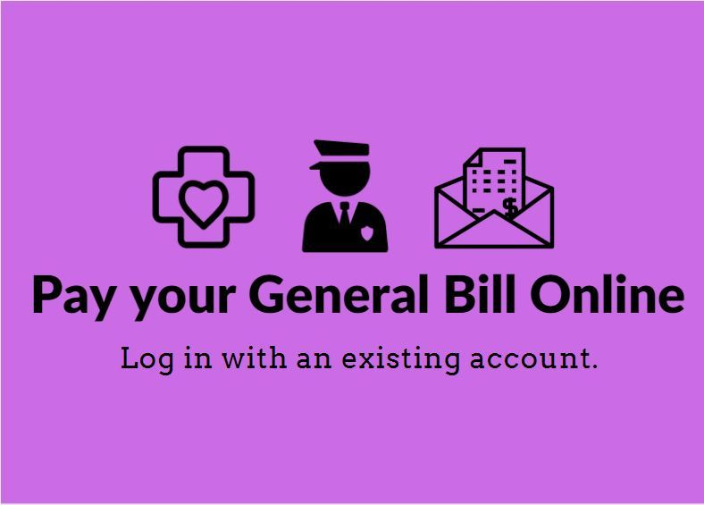 Pay for General Billing