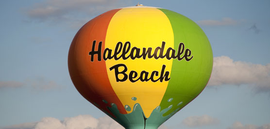 Hallandale Beach Air Balloon