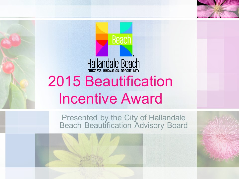 2015 Beautification Incentive Award - Cover.jpg