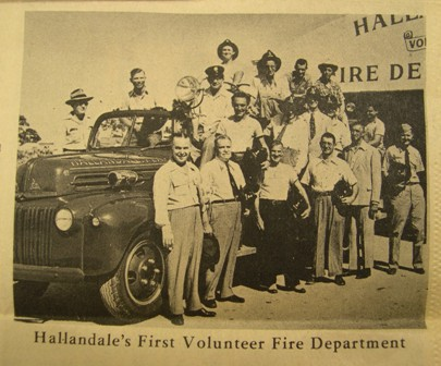 Hallandale Beach Fire Rescue History