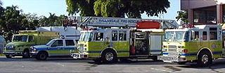 Fire Rescue Apparatus